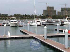 Agile Clear Water Bay Yacht Club in Hainan Province
